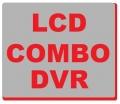 LCD Combo snimači
